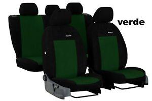 Ford Focus I 1998-2005 maßgefertigt medida fundas para asientos funda del asiento gamuza gris