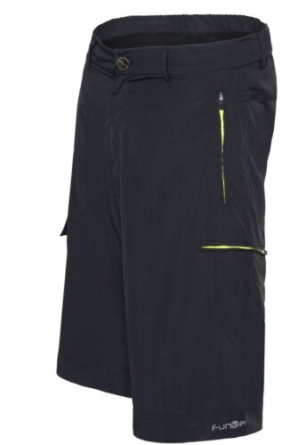XX-Large Funkier Adventure MTB Baggy  Cycling Shorts Integrated Liner