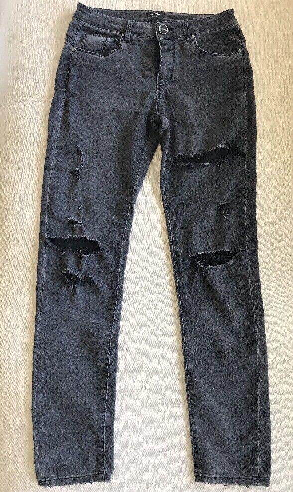 Pinko Destroyed Skinny Jeans W 27