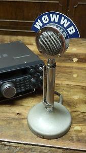astatic d 104 microphone callsign station flags ham. Black Bedroom Furniture Sets. Home Design Ideas