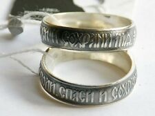 Orthodox Ring My God save and protect me 925 silver кольцо православное