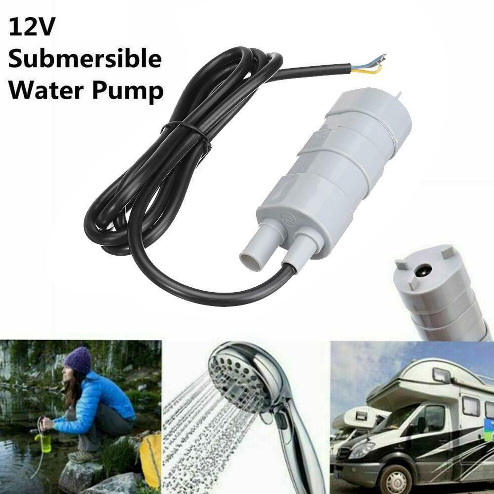 12V Water Pump Submersible Caravan Camper Motorhome High Flow Whale Pump NICE