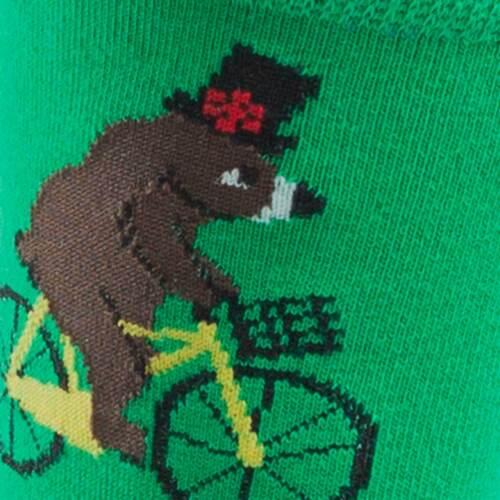 Bearly Moving Sock It To Me Women/'s Crew Socks