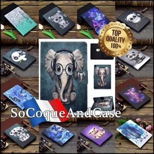 Etui-Coque-Housse-FASHION-Cuir-PU-Leather-Case-Cover-Tablet-iPad-10-2-2019