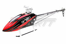 GT 700 DFC TT RC Helicopter Torque Tube Version Fits Align Upgraded Tail & Swash