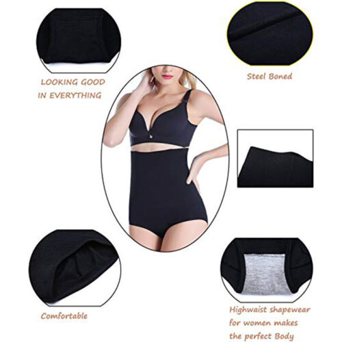 Shapermint Tummy Control Empetua All-Day Every Day High-Waisted Shapers Panty
