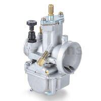 Oko Pwk 28mm Flat Slide Carburetor Kit Honda Rtl250 Cr80 Cr85r Cr125 Nsr50 Nsr80