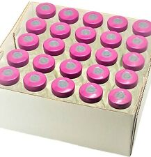 20ml Sterile Clear Vials 25pk