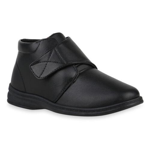 Herren Stiefeletten Warm Gefütterte Winter Boots Bequeme 831944 Schuhe
