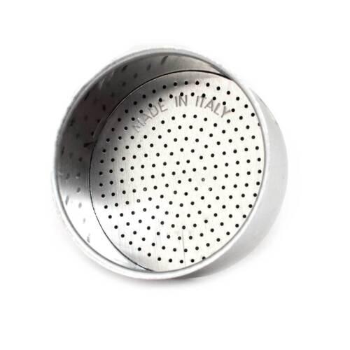 1x Stove Top Coffee Maker Moka Replacement Spare Funnel Aluminium