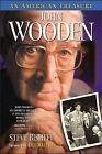 John Wooden: An American Treasure by Steve Bisheff (Paperback / softback, 2008)