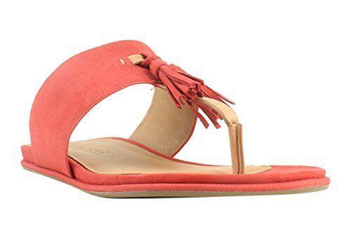 Gentle Souls Donna Ottie Flat Sandal- Select SZ/Color.