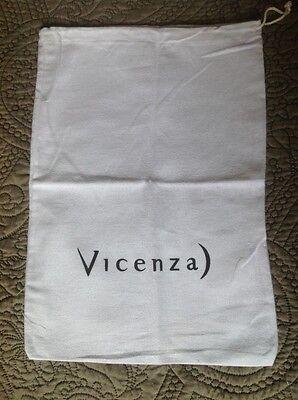 Vicenza Bolsa De Polvo Para Zapatos 27 X 39-Excelente Estado