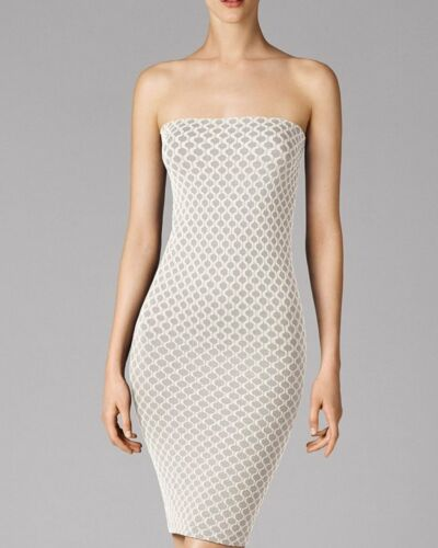maniche Abito Dress senza Wolford gonna senza Waves tutt'intorno cuciture xXCwwq6RE