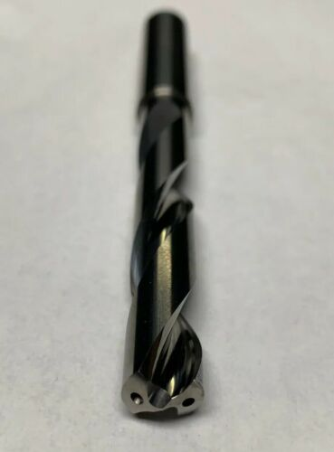Carbide Drill 10.20mm Coolant Through Prototyping Blank
