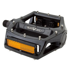 LU313U Black Ops Pedals Bk-Ops Platform Aly Crmo 9//16 Rd-Ano Strap Compatible