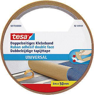 tesa Verlegeband 5 Mtr-50 mm 56170