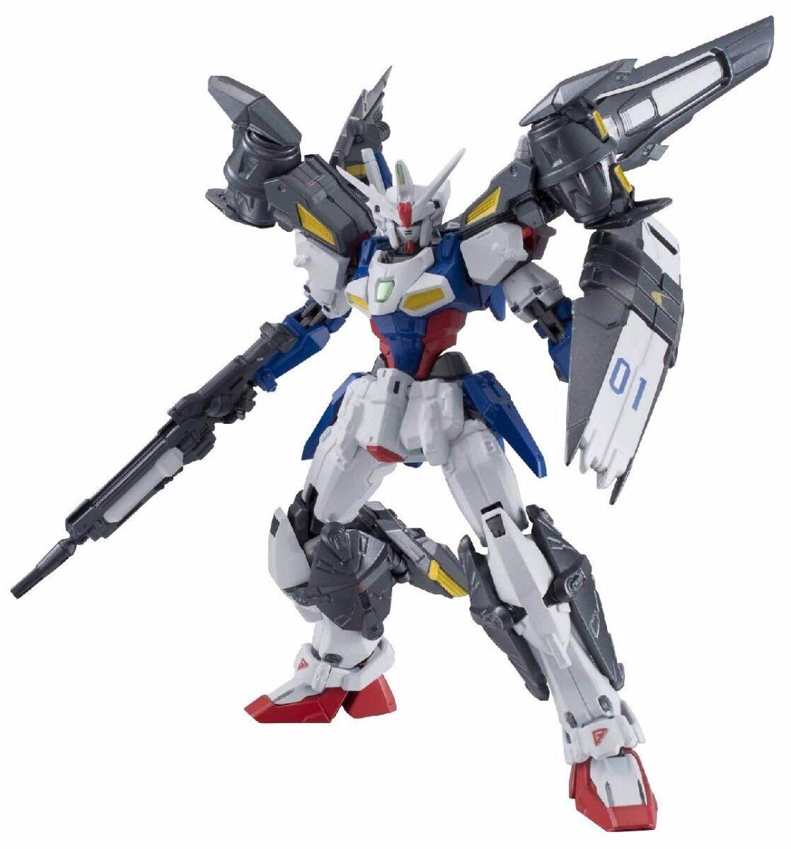 ROBOT SPIRITS Side MS GUNDAM GEMINASS 01 ASSAULT BOOSTER Action Figure BANDAI