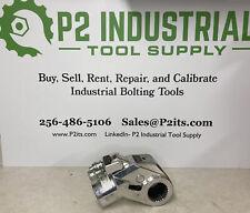 Hytorc Avanti 5 Hydraulic Torque Wrench 1 12 Drive Calibrated 21072