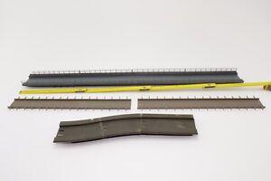 Konvolut-4-x-H0-Bruecken-Rampen-aus-Anlagenaufloesung