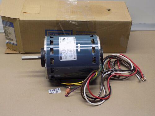 NEW IN BOX FASCO 1HP ELECTRIC MOTOR  D825  230V 1625-1440 RPM
