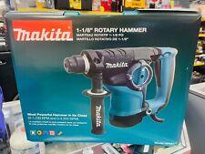 Makita Rotary Hammer Drill Corded Hr2811f Roto Hammer