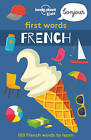First Words - French by Lonely Planet Kids (Paperback, 2017)