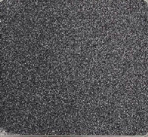 Bastelsand 0,5 kg Sand farbig grau FARBSAND 500 Gramm Dekosand ANTHRAZIT -84