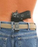 Concealment Sob In The Pants Gun Holster Fits Jimenez Arms Nine (9mm) With Laser