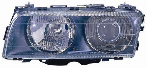 NERA SINISTRO SX FARO FANALE ANTERIORE BMW SERIE 7 E38 95 97 C//MOTORINO PARAB