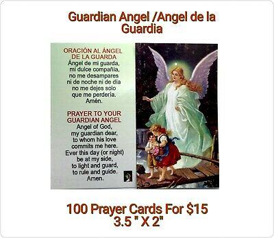 Children Prayer Holy Card Guardian Angel Angel De La Guarda Pack Of 100 3 5x2 Ebay In this guide, i show almost every single viable prayer training method in the game, as well as their costs and xp rates. children prayer holy card guardian angel angel de la guarda pack of 100 3 5x2 ebay
