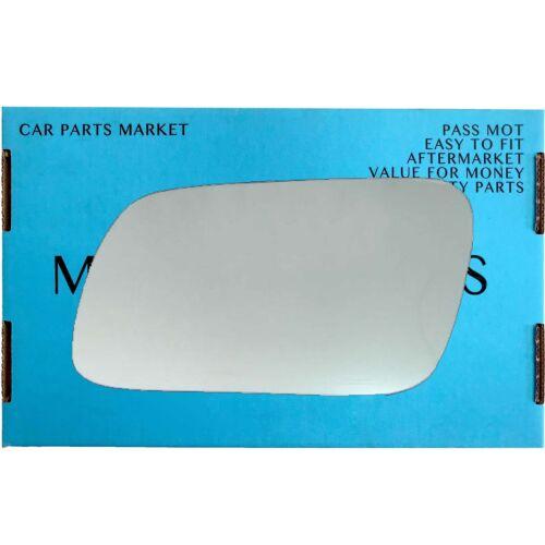 Left side Flat Wing door mirror glass for Chevrolet Tahoe 1995-1999