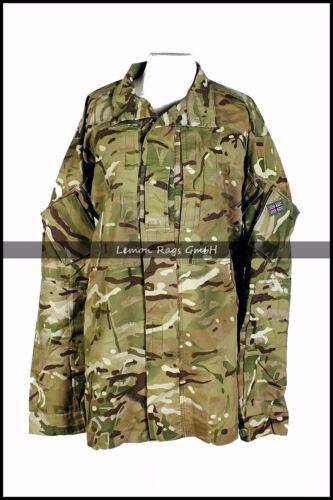 Britische Armee Combatjacke MTP