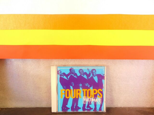 Four Tops Ultimate Collection: Ultimate Collection CD For Sale Online