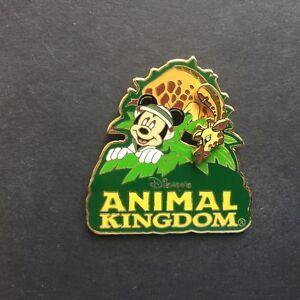 WDW-Disney-039-s-Animal-Kingdom-Slider-Mickey-Mouse-Disney-Pin-10986