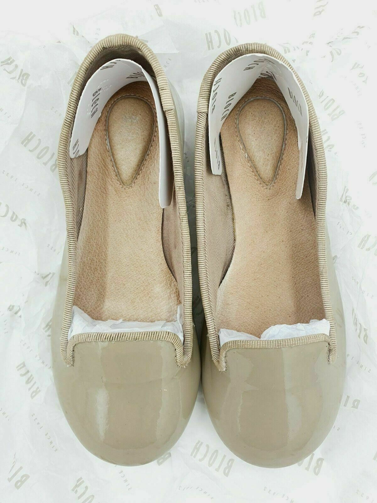 BLOCH Toddler Leather Dance Shoes Size 26 New