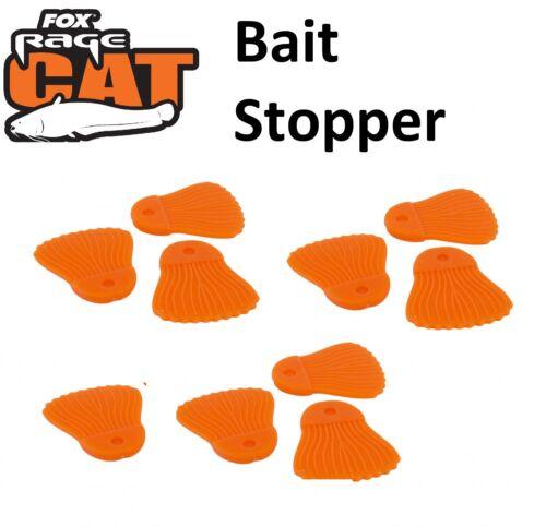 Köderstopper zum Wallerangeln Fox Rage Cat Bait Fins Bait Stopper