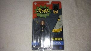Batman Classic TV Series New Funko poseable Catwoman Poseable Action Figure