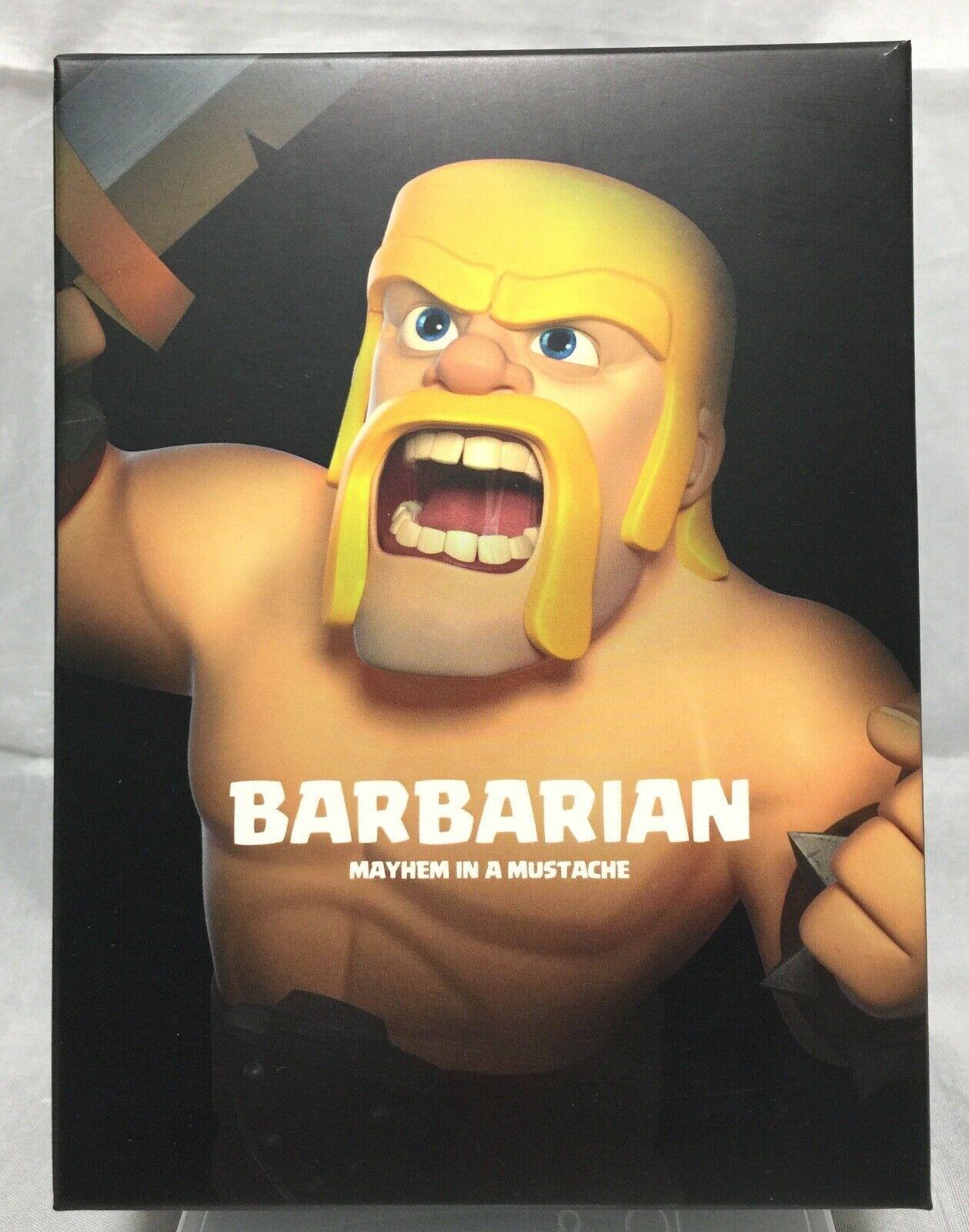 Clash of Clans Royale   Barbarian cifra  Kotobukiya 2017