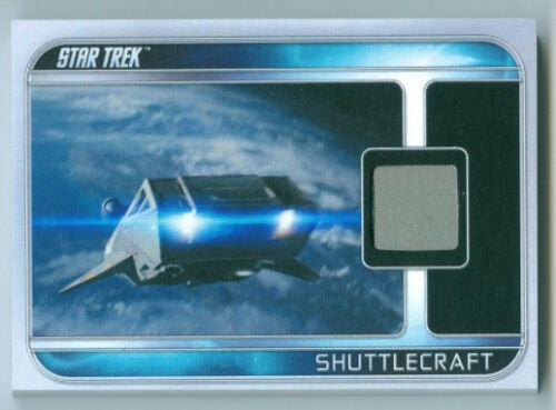 """SHUTTLECRAFT INTERIOR RELIC CARD #RC5"" STAR TREK BEYOND"