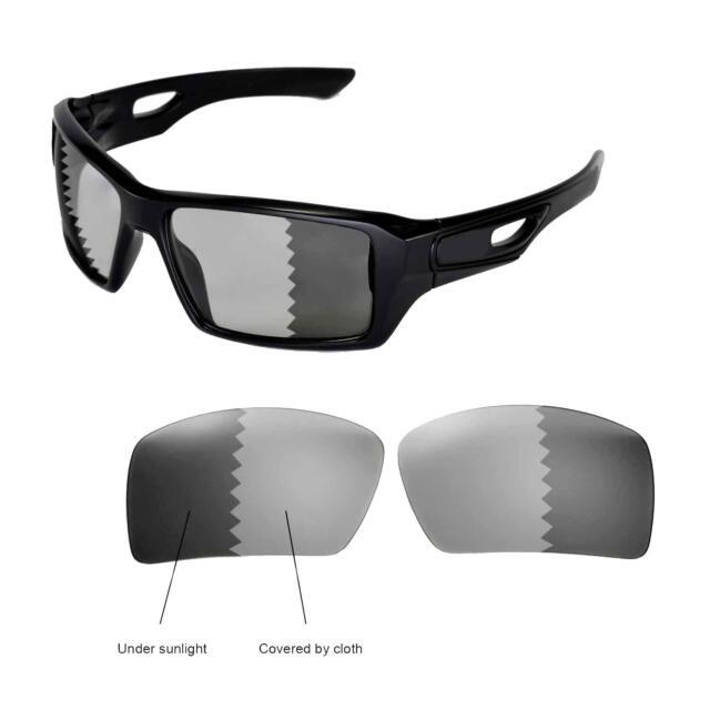c2ff941d551 New Walleva Polarized Transition Photochromic Lenses For Oakley Eyepatch 2