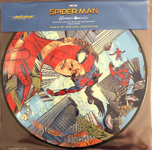 Michael-Giacchino-LP-Spider-Man-Homecoming-Limited-Edition-Picture-Disc-Eu