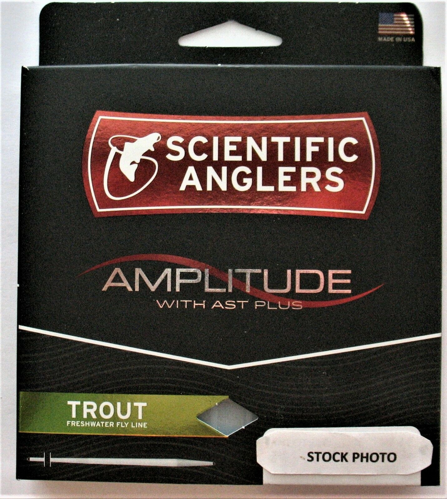 Scientific Anglers Amplitude Smooth Trout Taper Fly LineFREE WARP SPEED SHIPPING
