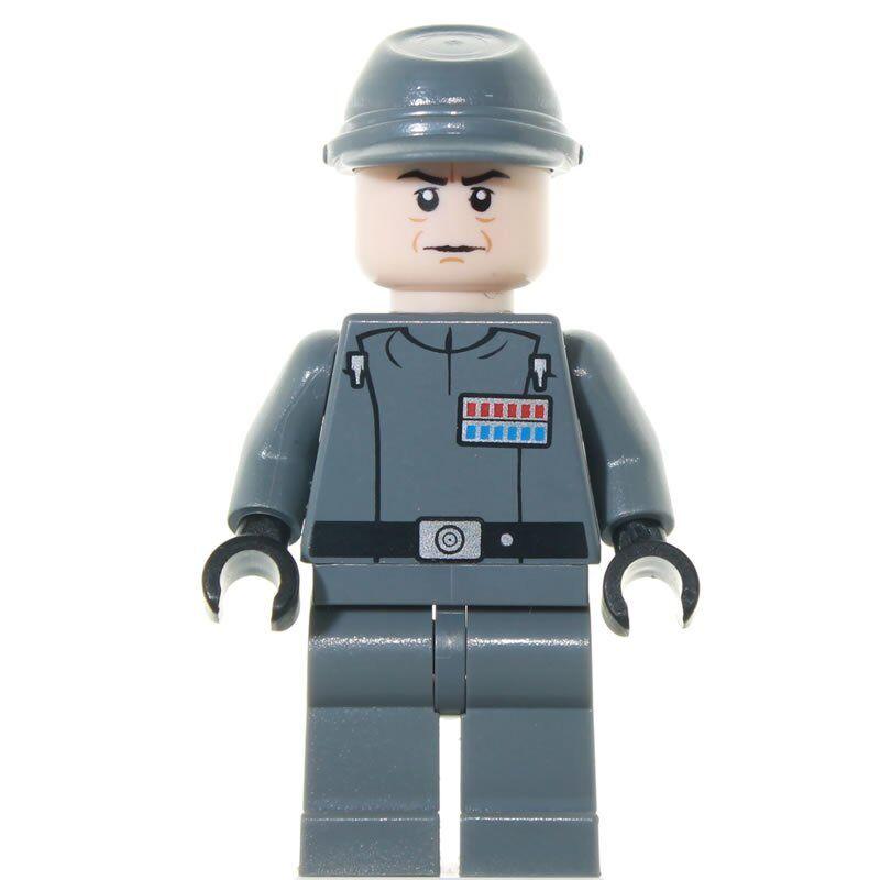 NEW Lego - - - Star Wars - Admiral Piett - 10221 Super Star Destroyer - UCS 2676c7