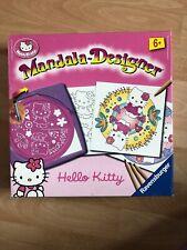 29902 Ravensburger Trolls Mandala-Designer Stencil Set Children Kids Age 6+