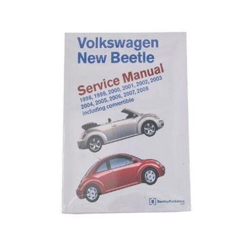 new bentley repair manual vw 800 0408 ebay rh ebay co uk 2000 Volkswagen Jetta VR6 2001 Volkswagen Cabrio