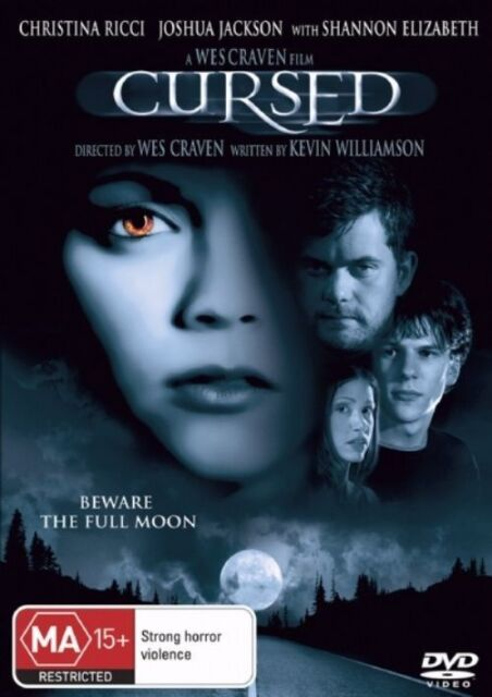 Cursed (DVD, 2006) Ex-Rental
