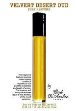 Velvet Desert Oud Pure Perfume Oil 12ml Rollerball Attar Itr D&G type