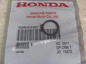 100% De Qualité Nos Oem Honda Circlip 1988-08 Trx300 Trx350 Trx400 Trx450 42209-hc5-003
