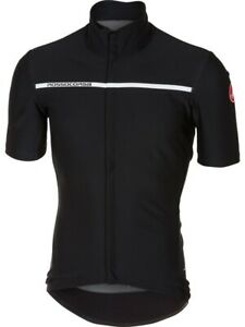 Castelli Gabba 3 Mens Short Sleeve Cycling Jersey Black
